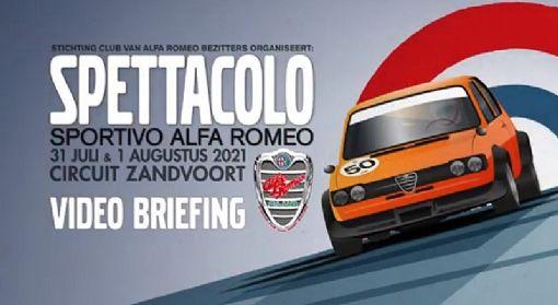 Nu te bekijken: Spettacolo Sportivo Briefing video