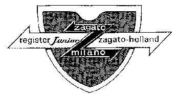 Junior Zagato register