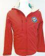 Softshell jas - rood