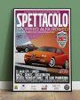 Poster Spettacolo Sportivo 2020