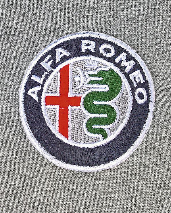 Embleem Alfa Romeo logo