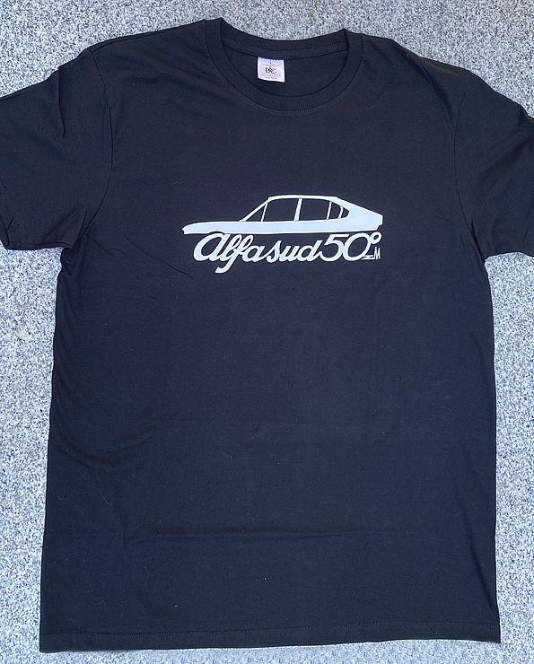 T-shirt 50 jaar Sud (unisex)