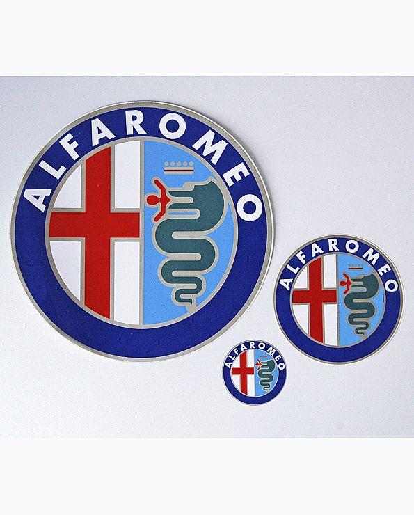 Sticker Alfa Romeo logo