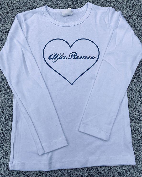 T-shirtje lange mouwen