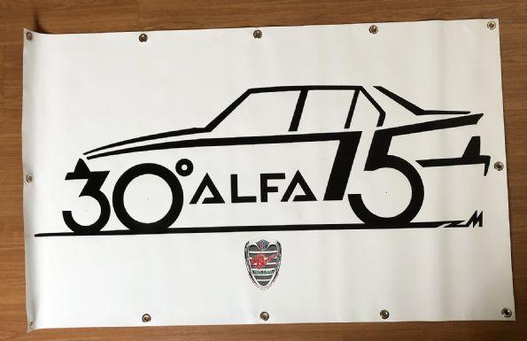 Spandoek Alfa 75