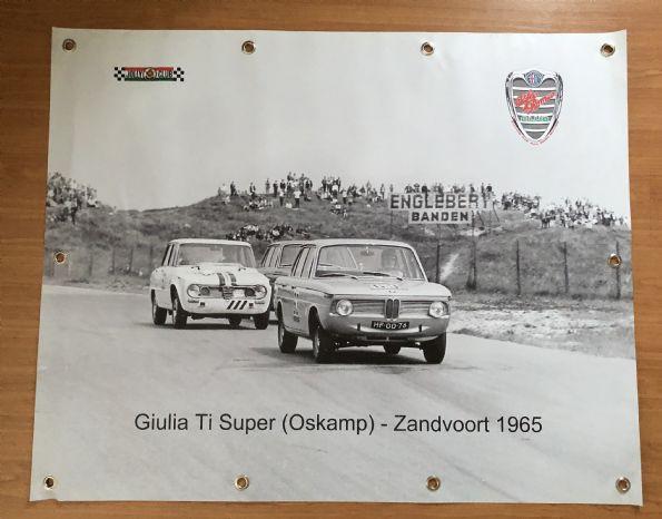 Spandoek 50 jaar Giulia